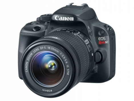 New release from Canon: 700D and 100D