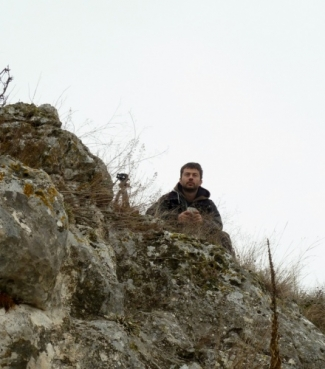 In action, Looking for the Eagle owl, 2011